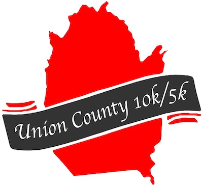 Union County 10k / 5k logo.